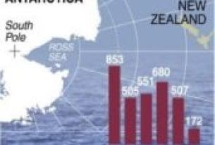 Japan Using Quake Budget for Whaling
