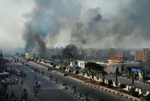 Will the Turmoil in Egypt lead to Civil War?