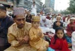 Eid for Bangladesh Means Peace and Unity