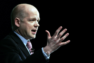 A Meeting of Ministers:  Hague to make latest U.K. Syria bid