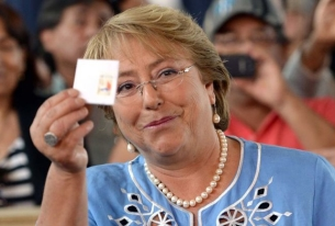 Democracy's potential on display in Chile