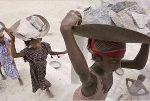 Decreasing Child Labor in 2012