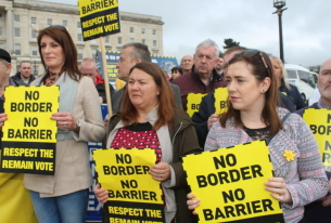 Will Brexit be the backdoor to a united Ireland?