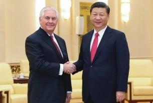 Tillerson Gives Beijing Face