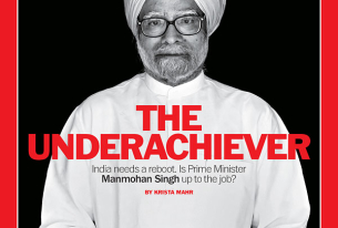 Memo to TIME magazine: The Problem is not Manmohan