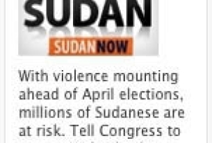 Selling Sudan Sanctions on Facebook