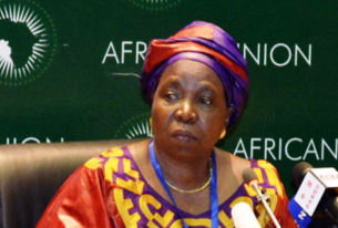 Meet the African Union Chair Madame Zuma