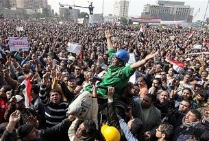 In Egypt, social media fuels the evolution of revolution
