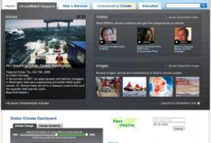 The New Climate.gov Website