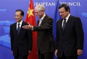 China Promises to Rescue the EU… Again?
