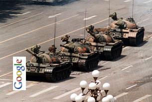Endgame in China v Google
