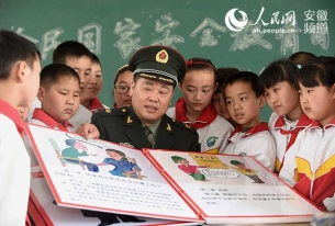 China Teaches Kids to Catch Spies, Warns Women against Foreign Men
