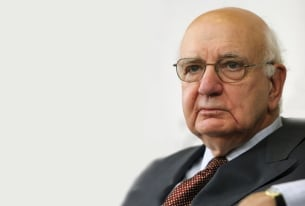 Paul Volcker on the Breakdown of Government
