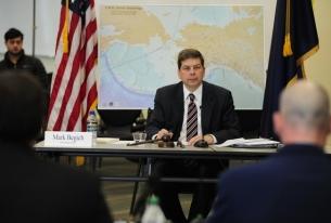 Alaskan Senator Mark Begich advocates creating U.S. Arctic ambassador