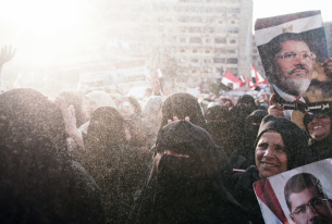 On Winners and Losers in Egypt's Political Turmoil