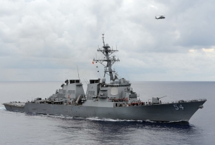 U.S. Announces New Freedom of Navigation Exercise in the South China Sea