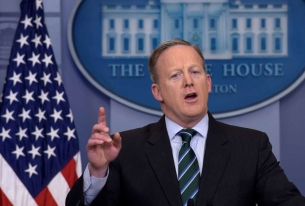 Sean Spicer on the South China Sea