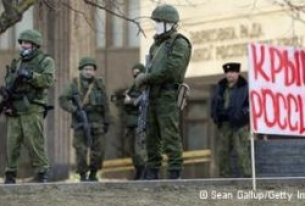 Whom Does Crimea Belong to? Russia's Annexation of the Ukrainian Peninsula and the Question of Historical Justice
