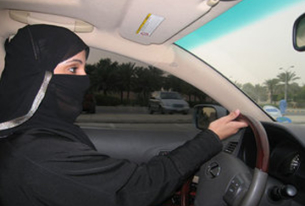 New Women Driving Campaign in Saudi Arabia