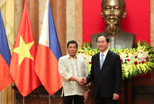 Duterte's Friendly Visit to Vietnam