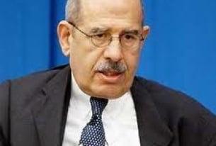 Live Webcast of ElBaradei Keynote Speech on Egypt and Arab Spring
