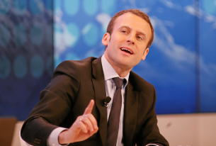 Emmanuel Macron and the Refugee Question