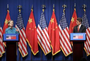 Third US-China Strategic & Economic Dialogue Underway