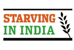 'Starving in India' series opens eyes