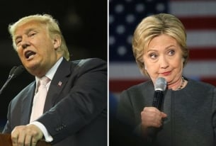 Trump and Clinton: The View From Afar