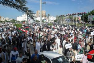 Chaos deepens in Libya