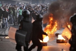 The Cairo Protests