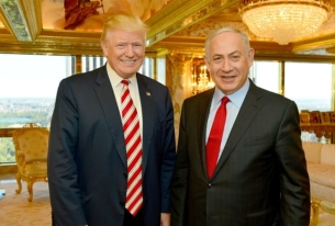What will be Trump's next step on the Israeli-Palestinian front?