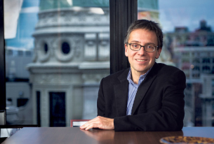 Candid Discussions: Ian Bremmer on a Disengaged U.S. Foreign Policy