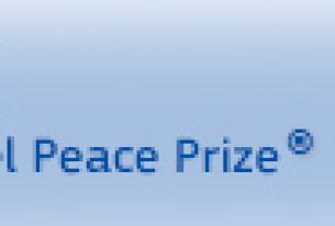Celebrating the Nobel Peace Prize Laureate