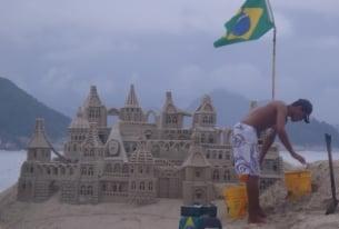 Brazil on Fire