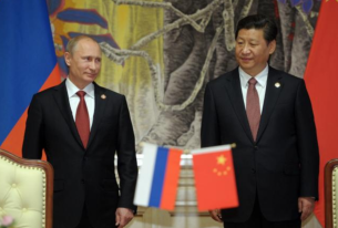 Energy: The tie that binds Beijing and Moscow