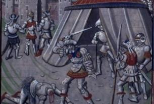 Crusaders in a Cosmic War