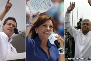 Lines Between Unelected and Elected Democracy: Mexico, Paraguay, and Egypt Compared