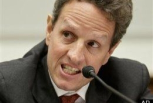 Geithner Pushed AIG to Hide $13Bn CDS Deal
