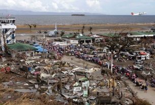 European Responses to Haiyan disaster