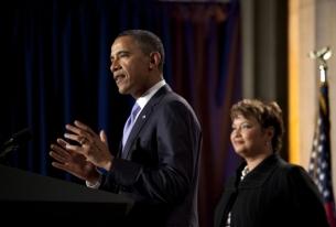 Obama Sends More Green Signals