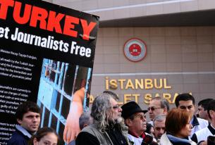 Turkey's Press Freedom Crisis
