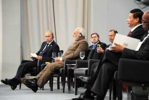 Russia and the World are not on Good Terms