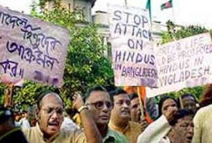 International community condemns persecution of Bangladeshi Hindus