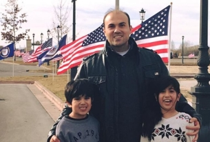 "Pastor Saeed Abedini to President Trump: ""Please help Iranian political prisoners"""