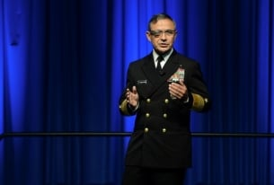 GailForce:  Thoughts on Our Pacific Maritime Strategy from AFCEA WEST 2014 Conference Part One