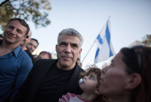 Uncertainty About Yair Lapid and the Peace Process