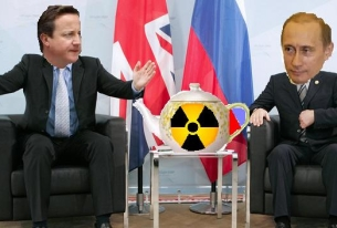 Cameron Crawls Back to Putin