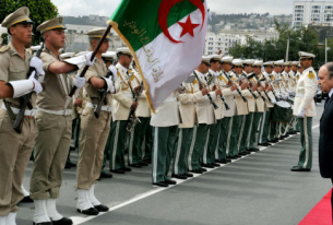 Algeria: Bunkering Down in a Bad Neighborhood