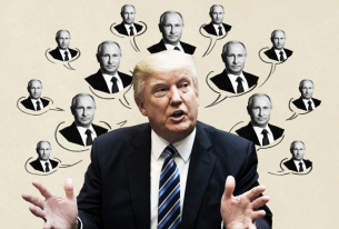 Trump's Foreign Policy Helps Putin's Reelection Plan